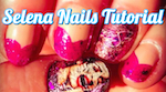 Thumbnail image for How to rock some bomb Selena nail art (@SaraChicaD video)