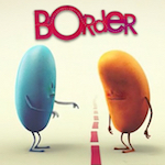 Thumbnail image for Beans cross the line in a battle on the 'Border' (videos)