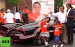 Thumbnail image for Mexican mayoral contender be rollin' in a Batmobile (video)
