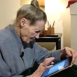 Thumbnail image for Abuela with iPad terrorizes area family via Facebook