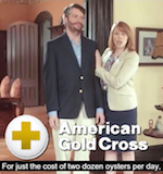 Thumbnail image for Looks legit: Help the wealthy with American Gold Cross (video)