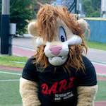 Thumbnail image for D.A.R.E.'s Daren the Lion mascot quits, moves to Colorado
