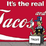 Thumbnail image for La Cucaracha: Tacos – they're the real thing! (toon)