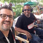 Thumbnail image for Live from Comic-Con: @LaloAlcaraz & KFI's @MrMoKelly (audio)