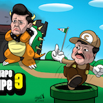 Thumbnail image for El Super Chapo is back in an all-new 'Escape 3' (toon)