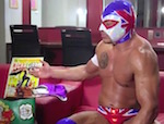 Thumbnail image for Luchador boasts: 'Putin and I will beat Obama and Peña Nieto' (video)