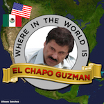Thumbnail image for El Chapo Chronicles: Now you see him, now you don't (toons)