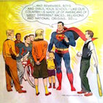 Thumbnail image for Superman's message to Donald Trump: STFU, you're un-American (toon)