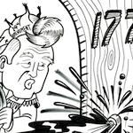 Thumbnail image for Trump taps into an old American tradition – racism (toon)