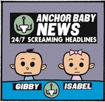 Thumbnail image for La Cucaracha: GOP has an 'anchor baby' problem (toon)