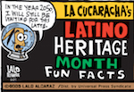Thumbnail image for La Cucaracha: Latino Heritage Month Fun Facts (toon)