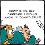 Thumbnail image for La Cucaracha: What does Donald Trump want? (toon)