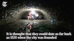 Thumbnail image for Tunnels from 1531 discovered under streets of Puebla, Mexico (video)