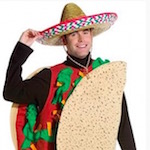Thumbnail image for Taco Tuesday Sale: Taco Costumes Just £300 ($465) [video,photos]