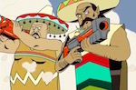 Thumbnail image for Alien Invasion Tomato Monster Mexican Armada (video trailer)