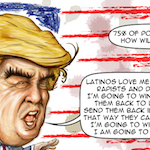 Thumbnail image for Playing the Trump Card (toon)