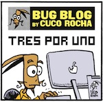 Thumbnail image for La Cucaracha: Vote for Donald Trump and triple your hate (toon)