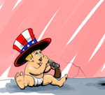 Thumbnail image for You're never too young for gun control (toon)