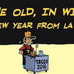 Thumbnail image for La Cucaracha: Have A Taco New Year! (toon)