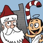 Thumbnail image for La Cucaracha: What would Saint Nicholas do? (toon)