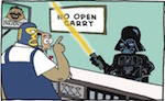 Thumbnail image for POCHOS! IN! SPACE! 'All My Friends Love the Low Vader' y mas