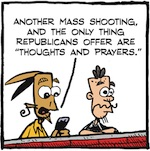 Thumbnail image for La Cucaracha: Thoughts and prayers, you say? (toon)