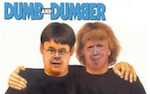 Thumbnail image for Jeb! and Donald are the best of bros in DUMB and DUMBER  (toon)