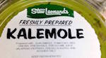 Thumbnail image for No peas, no chance! This Christmas we're serving KaleMole (photo)
