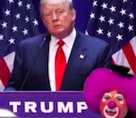 Thumbnail image for Battle of the Clowns: Mexico's Payaso Platanito vs Donald Trump (video)