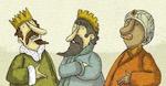 Thumbnail image for Sweet Los Reyes Magos cartoons  en Español — just for you
