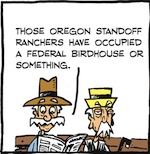 Thumbnail image for La Cucaracha: That wacky Oregon 'militia' (toon)