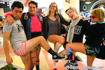 Thumbnail image for Too cool! Los Angeles 2016 No Pants Subway Ride (photos,video)