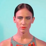 Thumbnail image for Franco-Venezuelan La Chica (Sophie Fustec) finds her 'Oasis' (video)