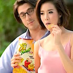 Thumbnail image for Crunchy Thai treat in a bag makes you magically Mexican! (video)