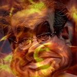 Thumbnail image for Antonin Scalia: Feelin' the burn (toon)