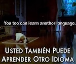 Thumbnail image for Yes, you can! Usted tambien puede aprender otro idioma (video)