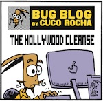 Thumbnail image for La Cucaracha: Racist? Try the new Hollywood OSCARS® cleanse (toon)