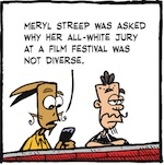 Thumbnail image for La Cucaracha: #OscarsSoWhite and #BlackLivesMatter (toon)