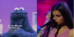 Thumbnail image for Cookie Monster vs Mazzy Star: 'Fade Into You' (3 music videos)