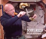 Thumbnail image for NASA astronaut Scott Kelly makes a chicken taco – in space! (video)