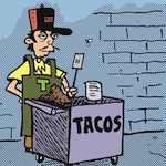 Thumbnail image for La Cucaracha: Spring brings a very special Taco Tuesday (toon)