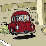 Thumbnail image for La Cucaracha: If ______ is elected, I'm moving to ______ (toon)