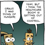 Thumbnail image for La Cucaracha: Does your health plan cover this? (toon)