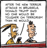 Thumbnail image for La Cucaracha: Donald Trump's War on Terror (toon)
