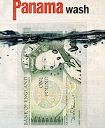Thumbnail image for 'Panama Wash' detergent gets out the bloodstains (1976 advert)