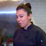 Thumbnail image for In Toronto, a Veracruz chef makes Tacos de Rajas Poblanos (video)