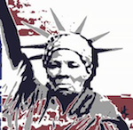 Thumbnail image for Our Lady of Liberty: Harriet Tubman (toon)