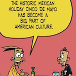 Thumbnail image for La Cucaracha: It's almost time for Cinco de Mayo (toon)